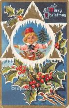 hol050740 - Christmas Holiday Postcard
