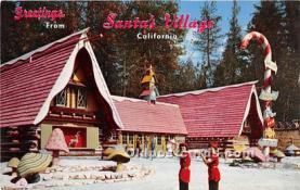 hol050752 - Christmas Holiday Postcard