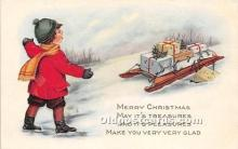 hol050753 - Christmas Holiday Postcard