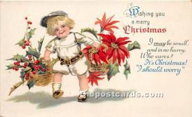 hol050755 - Christmas Holiday Postcard