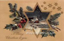 hol050764 - Christmas Holiday Postcard