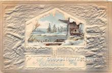 hol050767 - Christmas Holiday Postcard