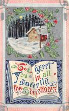 hol050775 - Christmas Holiday Postcard