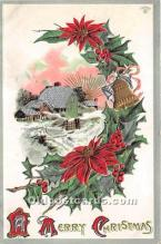 hol050779 - Christmas Holiday Postcard