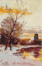 hol050781 - Christmas Holiday Postcard