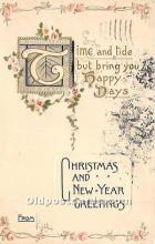 hol050790 - Christmas Holiday Postcard