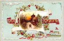 hol050791 - Christmas Holiday Postcard