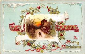 hol050791 - Christmas Holiday Postcard