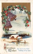 hol050801 - Christmas Holiday Postcard