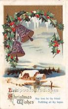 hol050801 - Christmas Holiday Postcard