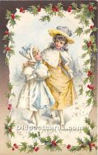 hol050803 - Christmas Holiday Postcard
