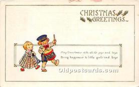 hol050808 - Christmas Holiday Postcard