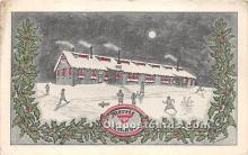 hol050813 - Christmas Holiday Postcard