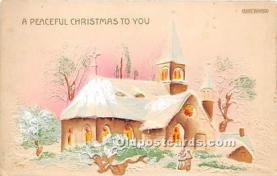 hol050815 - Christmas Holiday Postcard