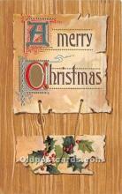 hol050816 - Christmas Holiday Postcard