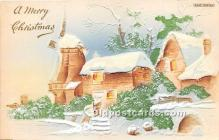 hol050818 - Christmas Holiday Postcard
