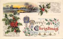 hol050826 - Christmas Holiday Postcard