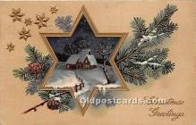 hol050827 - Christmas Holiday Postcard