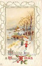 hol050840 - Christmas Holiday Postcard