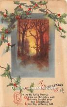 hol050843 - Christmas Holiday Postcard