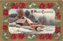 hol050847 - Christmas Holiday Postcard