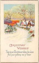 hol050856 - Christmas Holiday Postcard