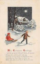 hol050857 - Christmas Holiday Postcard