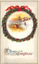 hol050858 - Christmas Holiday Postcard