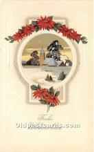 hol050862 - Christmas Holiday Postcard