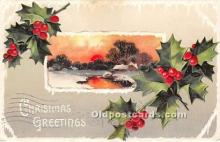 hol050872 - Christmas Holiday Postcard