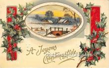 hol050873 - Christmas Holiday Postcard