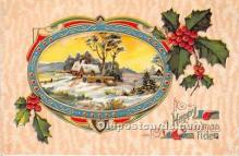 hol050875 - Christmas Holiday Postcard