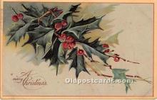 hol050878 - Christmas Holiday Postcard