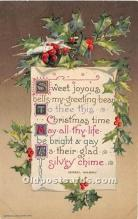 hol050892 - Christmas Holiday Postcard