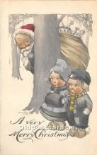 hol050895 - Christmas Holiday Postcard