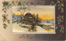 hol050897 - Christmas Holiday Postcard