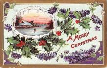 hol050898 - Christmas Holiday Postcard