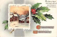 hol050901 - Christmas Holiday Postcard