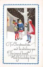 hol050904 - Christmas Holiday Postcard