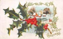 hol050907 - Christmas Holiday Postcard