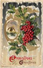 hol050914 - Christmas Holiday Postcard