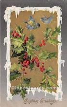 hol050919 - Christmas Holiday Postcard
