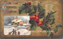 hol050920 - Christmas Holiday Postcard