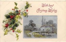 hol050922 - Christmas Holiday Postcard