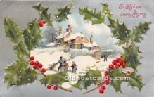 hol050923 - Christmas Holiday Postcard