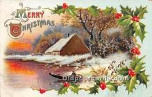 hol050927 - Christmas Holiday Postcard