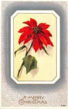 hol051333 - Christmas Postcard Old Vintage Antique Post Card