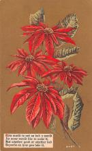 hol051731 - Christmas Postcard Old Vintage Antique Post Card
