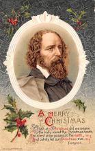 hol051979 - Christmas Postcard Old Vintage Antique Post Card