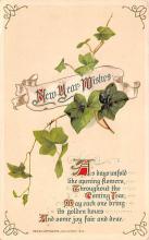hol052053 - New Year Postcard